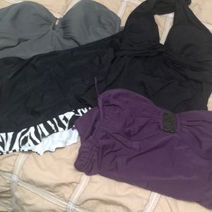 SUMMER CLEARANCE 4 bathing suit items